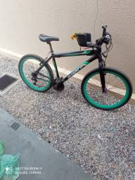 Pra vender logo bicicleta aro 26 de alumínio monoco