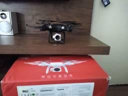 Drone novinho barato comprado no Aliexpress