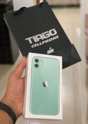 iPhone 11 128gb (completo)lacrado,novo,1 ano de garantia