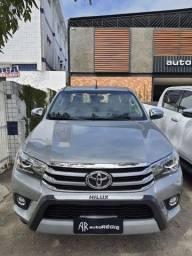 Toyota Hilux SRX 2018