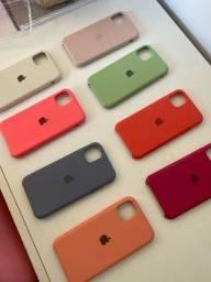 Capinhas iPhone 11 semi novas