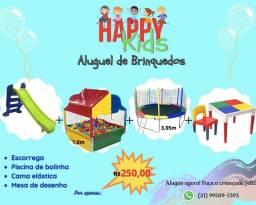 Aluguel de Brinquedos para Eventos