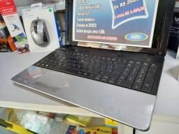 Notebook Acer | Core i3 - 500GB HD| 4GB |   Formatado C/Garantia