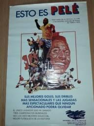 Poster do Pelé 47,5 X 70