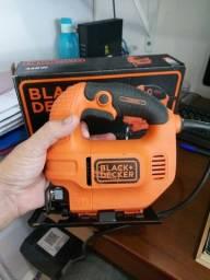 Serra Tico Tico 420watts Ks501 Black Decker (Semi-novo)