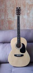 Violão Clássico Harmonics GS-11 com Capa