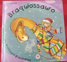 Braquiossauro - o dinossauro grandalhão