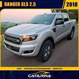Ranger XLS 2.5 2018 - completa
