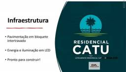 )_ Loteamento Residencial Catu _)