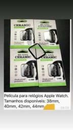 Título do anúncio: L.N Imports: Película pra relógios  Apple watch!!