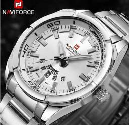 Naviforce, Autêntico Relógio Quartz Masculino