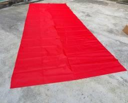 Paredes para Tendas Sanfonada Gazebo 3x3 nas cores (vermelha ou azul) Novas