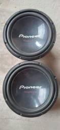 Alto falante d 12 Pioneer vendo ou troco algo do meu interesse
