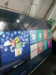 Smart tv tcl 43 polegadas led completa