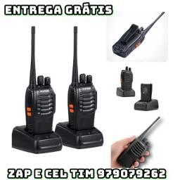 Rádio comunicador baofeng Bf-888s