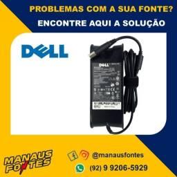Fonte Carregador Notebook Dell 19.5V Ponta Grossa! Mais Informações em Nosso WhatsApp.