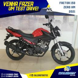 Factor 150 Zero km Vermelha
