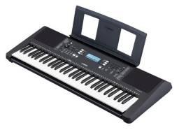 Yamaha Teclado Digital Psre 373 Produto Novo Loja Fisica Trabalhamos Com Entregas