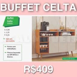 BUFFET CELTA NATURE OFF WHITE BUFF BUFFET BUFFET 012992