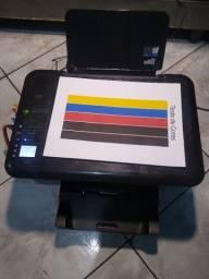 HP multifuncional 3050 bulk  instalado
