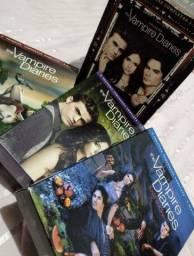 BOX DE DVDS THE VAMPIRE DIARIES