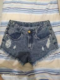 Troco short jeans