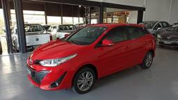 Título do anúncio: Toyota Yaris Hatch Yaris 1.3 XL Plus Tech CVT 2020