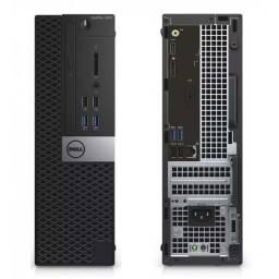 Computador Dell 3040 - i5-6ª / 4GB / SSD 240GB - Top de Linha de mercado
