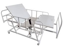 Cama Hospitalar Motorizada Elétrica com elevacao de atura