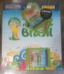 Album Completo Copa Mundo 2014