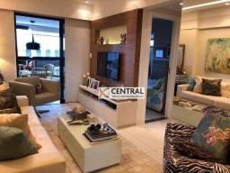 Apartamento com 2 dormitórios para alugar, 82 m² por R$ 4.000,00/mês - Caminho das Árvores