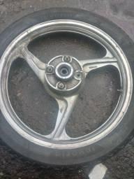 Vendo esse par de rodas
