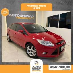 Focus 1.6 SE Plus Automático O mais zero do Brasil