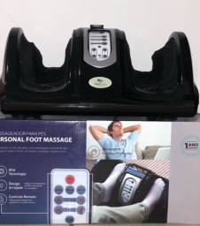 Massageador para os pés - personal foot massager relaxmedic