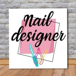 Vaga para Nail Designer- parceria