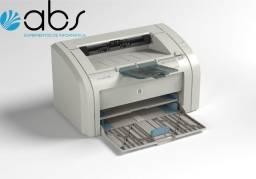 Impressora laser HP 1018 em ótimo estado + um toner novo e garantia