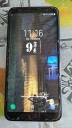 Título do anúncio: Samsung j4 core zero pra hj,so esculta no viva voz ou no fone.