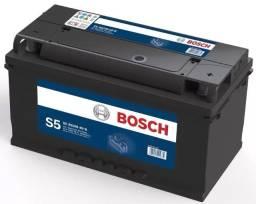 Título do anúncio: Bateria Bosch S5 95 amp semi-nova
