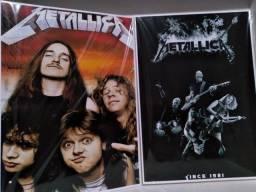 Metallica quadro MDF decorativo