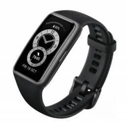 Título do anúncio: Huawei Band 6 Lacrada - Melhor pulseira inteligente da atualidade