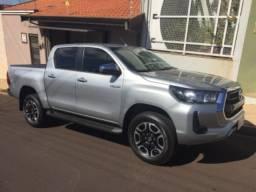 Toyota Hilux srv 2021 4x4 diesel