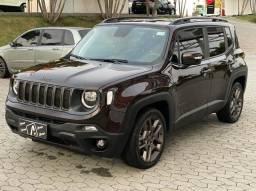 Título do anúncio: Jeep Renegade Limited 1.8 Automatic