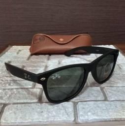 Óculos Rayban Wayfarer Black