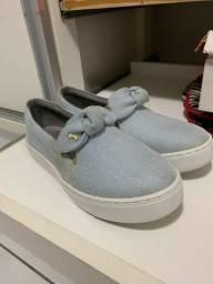 TAM 35: Sapato Santa Lolla usado apenas uma vez