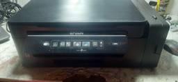 Impressora epson L395 semi nova