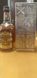 Whysky Chivas Regal Original ( com mais de 40 anos )