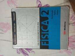 Livro fundamentos da física 2