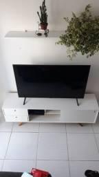 Estante Branca para sala/Tv Madessa