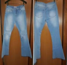 Calça jeans !
