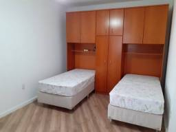 Armário modulado com cama box